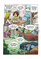 W.I.T.C.H.: The Graphic Novel Vol. 2: Part II. Nerissa's Revenge