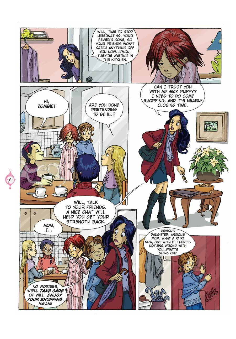 W.I.T.C.H.: The Graphic Novel Vol. 3: Part II. Nerissa's Revenge