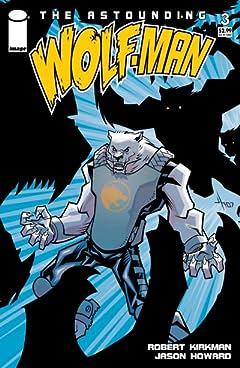 The Astounding Wolf-Man No.3