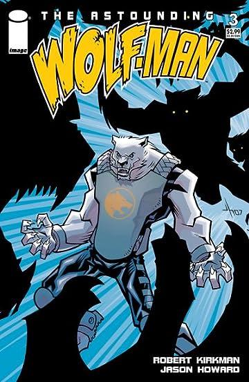The Astounding Wolf-Man #3