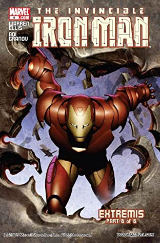 Iron Man (2004-2007) No.6