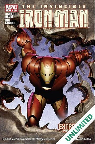 Iron Man (2004-2007) #6