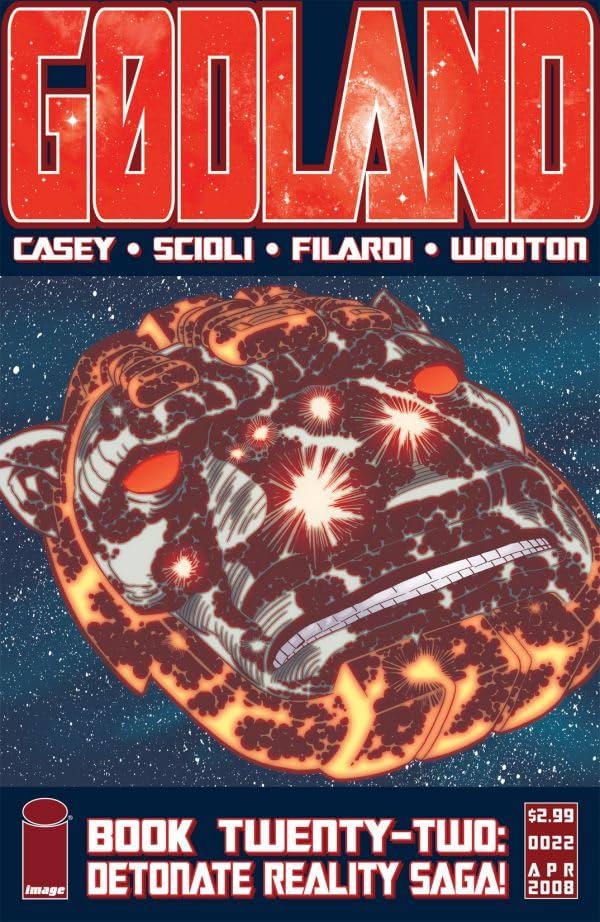 Godland #22