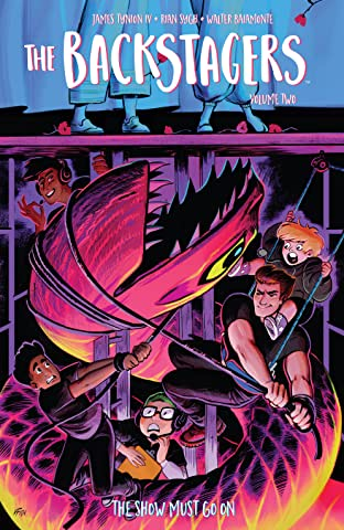 The Backstagers Tome 2: The Show Must Go On