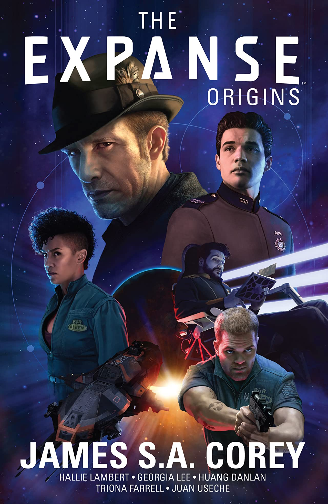 The Expanse Vol. 1: Origins