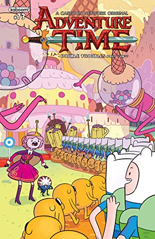 Adventure Time No.73