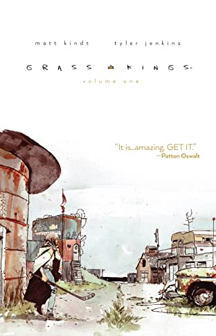 Grass Kings Tome 1