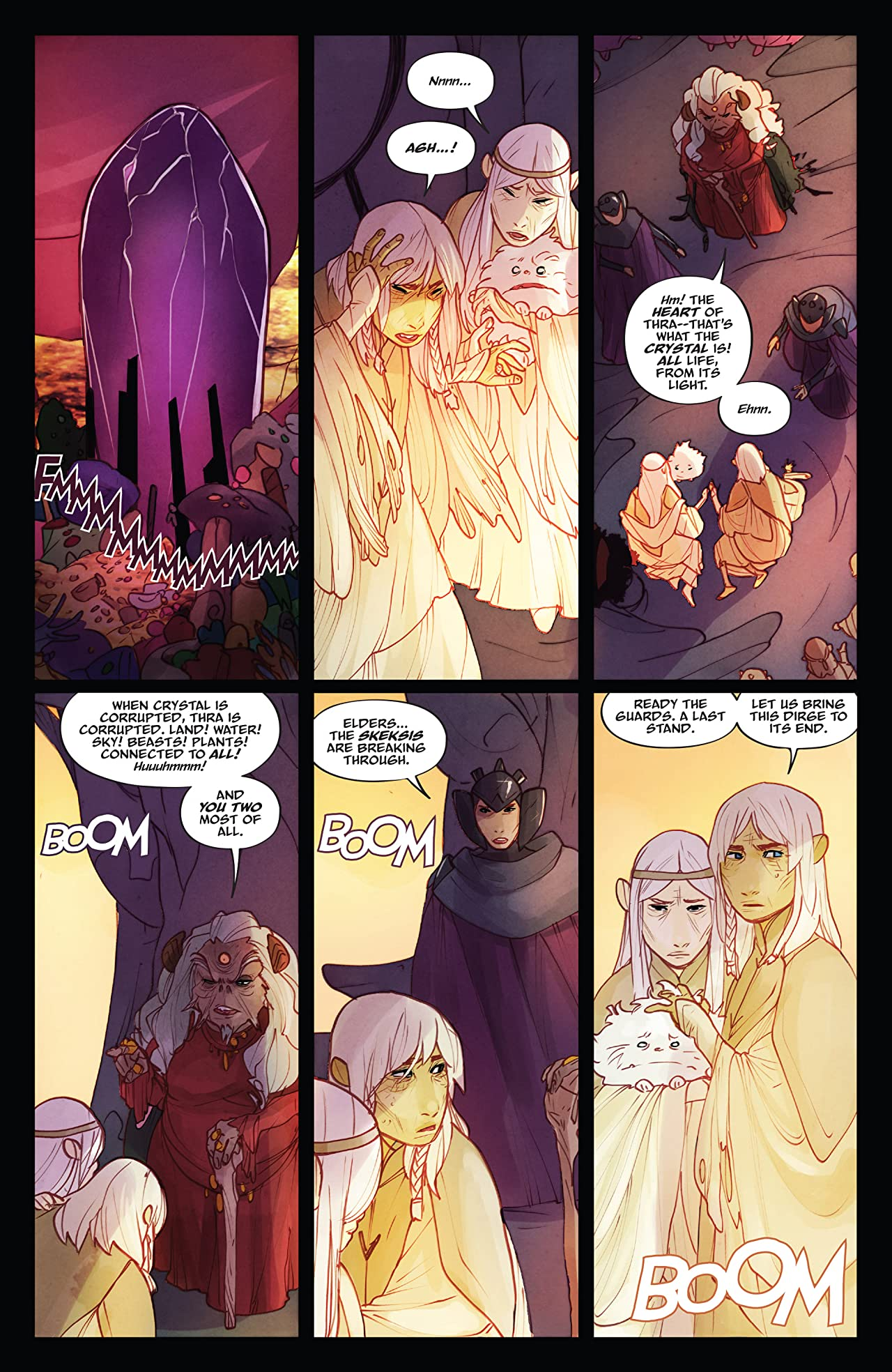 Jim Henson's The Power of the Dark Crystal #11 (of 12)
