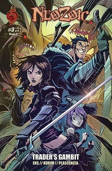Neozoic #3 (of 4): Trader's Gambit