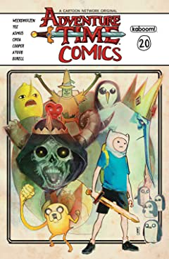 Adventure Time Comics No.20