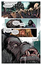 Kong on the Planet of the Apes #4 (of 6)