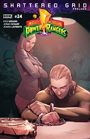 Mighty Morphin Power Rangers #24