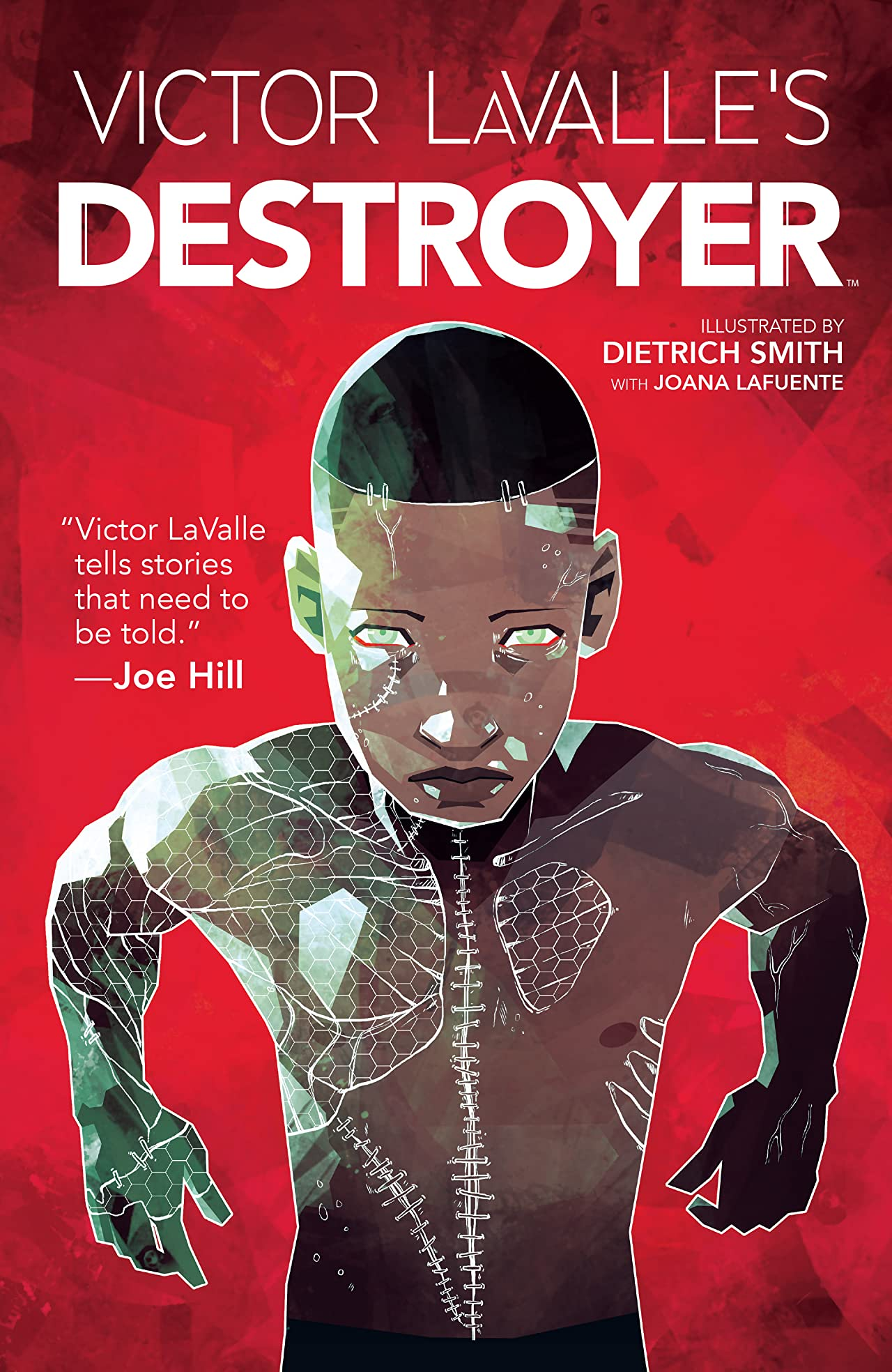 Victor LaValle's Destroyer