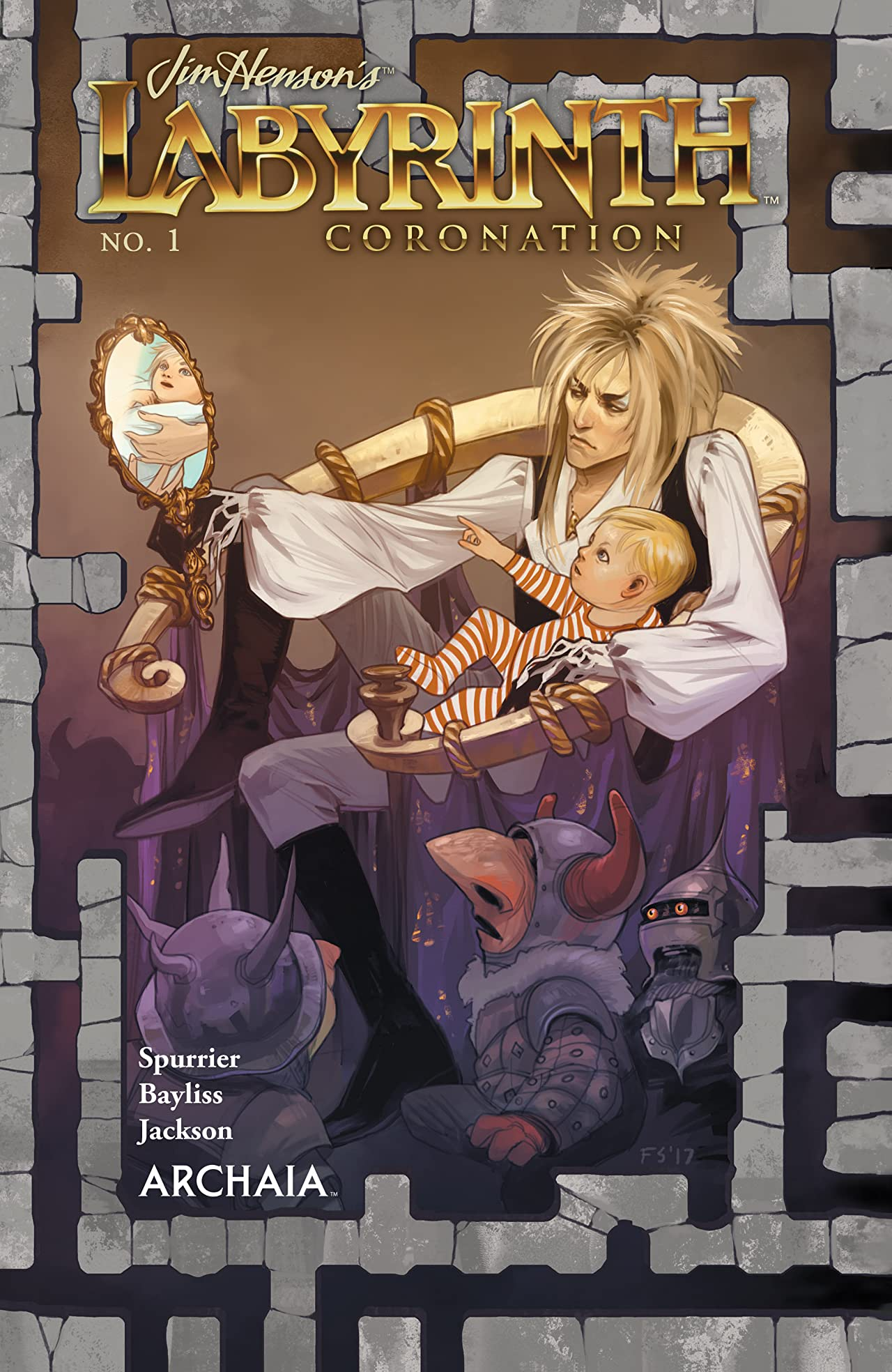 Jim Henson's Labyrinth: Coronation No.1