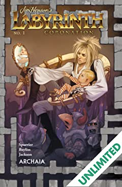 Jim Henson's Labyrinth: Coronation #1