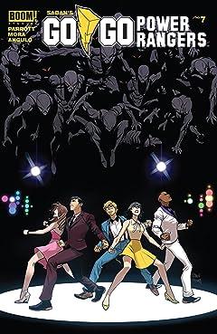 Saban's Go Go Power Rangers #7