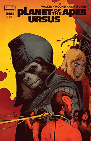 Planet of the Apes: Ursus #3