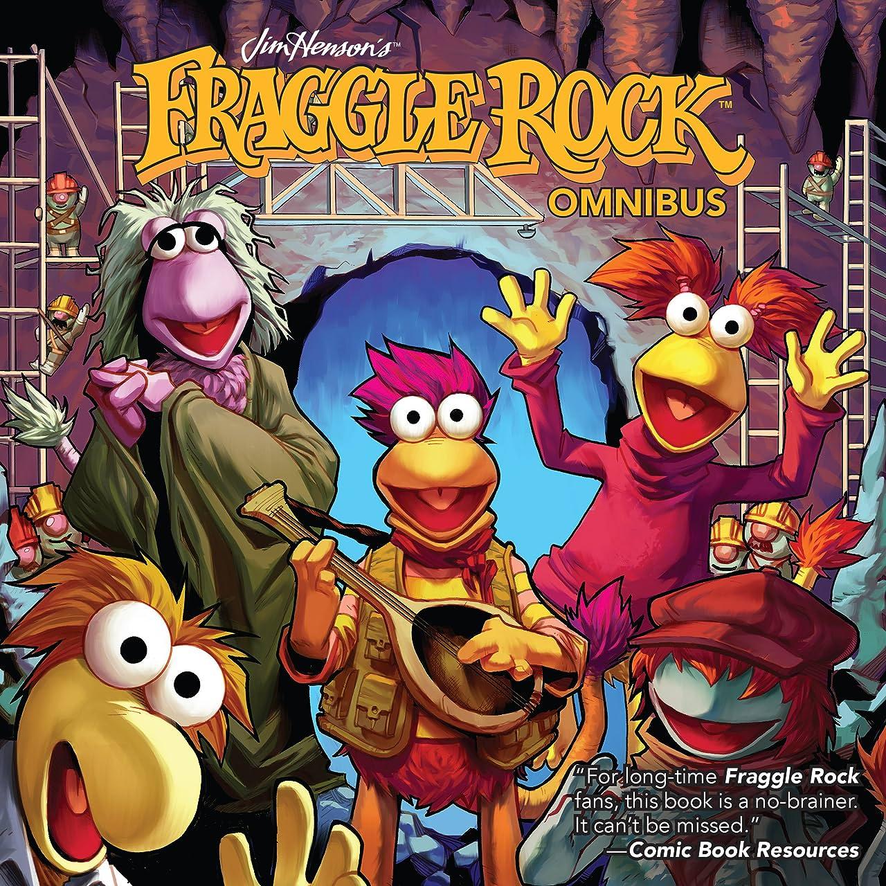 Fraggle Rock Omnibus