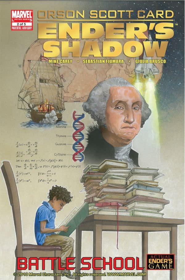 Ender's Shadow Book One: Battle School #2 (of 5)