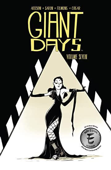 Giant Days Tome 7