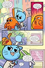 The Amazing World of Gumball Vol. 4: Scrimmage Scramble