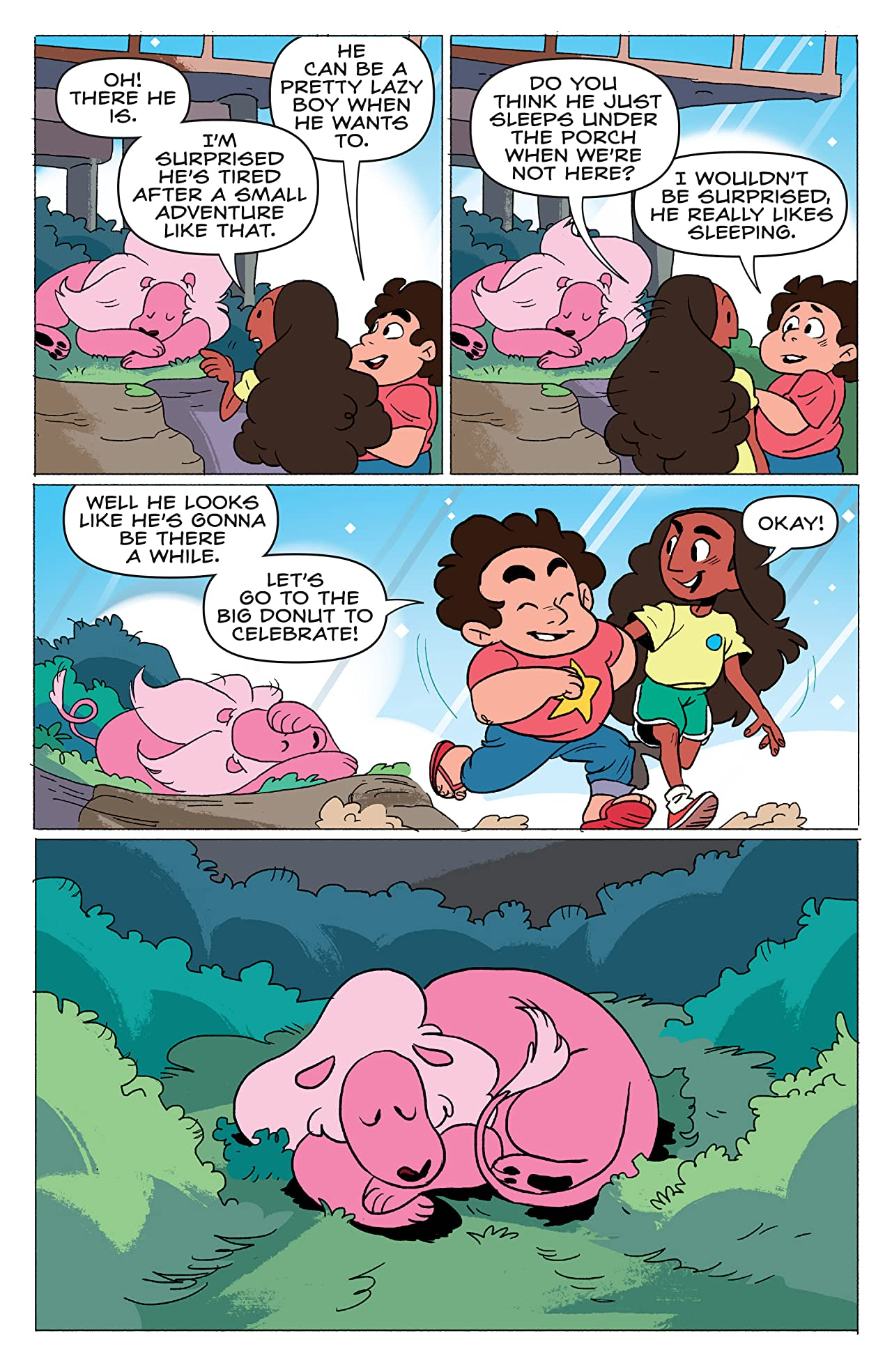 Steven Universe (2017-) Vol. 2: Punching Up