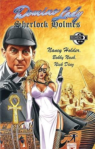 Domino Lady & Sherlock Holmes No.2 (sur 2)