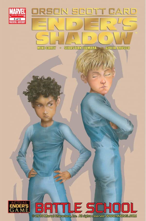 Ender's Shadow Book One: Battle School #5 (of 5)