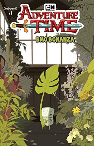 Adventure Time: BMO Bonanza #1