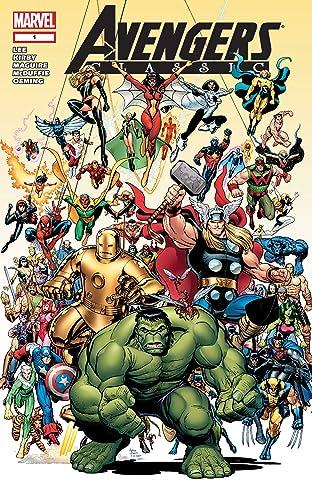 Avengers Classic (2007-2008) No.1