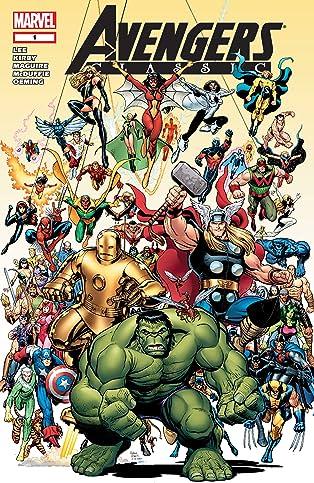 Avengers Classic (2007-2008) #1