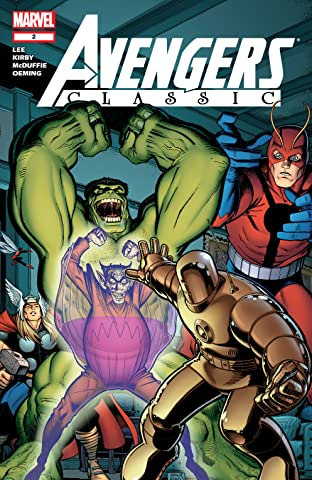 Avengers Classic (2007-2008) No.2