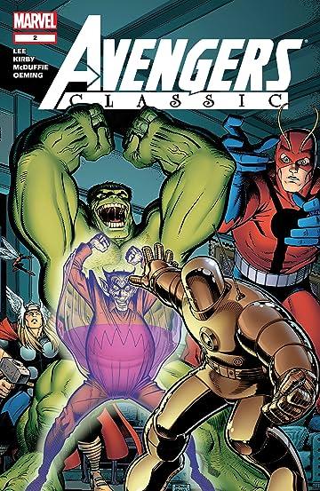 Avengers Classic (2007-2008) #2
