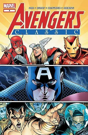 Avengers Classic (2007-2008) #4