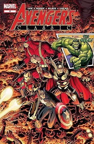 Avengers Classic (2007-2008) #5