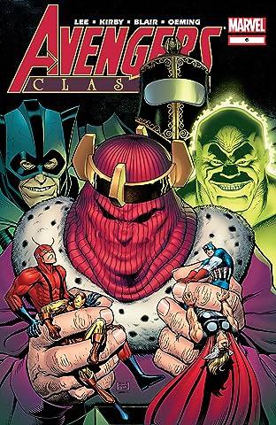 Avengers Classic (2007-2008) No.6