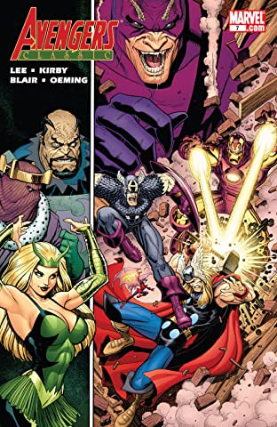 Avengers Classic (2007-2008) No.7