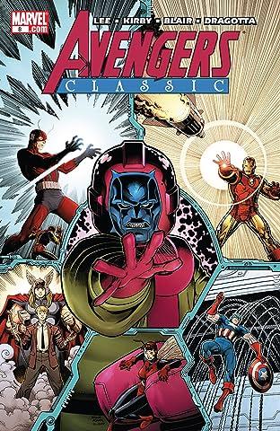 Avengers Classic (2007-2008) No.8