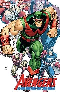 Avengers Classic (2007-2008) No.9