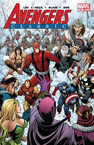 Avengers Classic (2007-2008) No.10