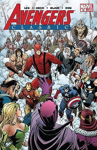 Avengers Classic (2007-2008) #10