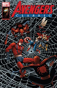 Avengers Classic (2007-2008) No.11