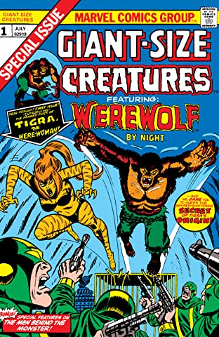 Giant Size Creatures (1974) #1