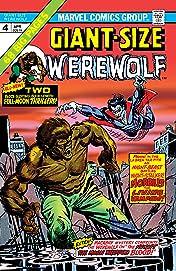 Giant-Size Werewolf By Night (1974-1975) #4