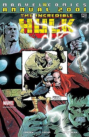 Incredible Hulk Annual 2001