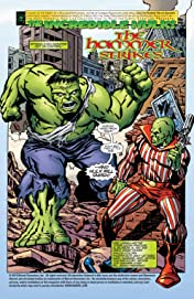 Incredible Hulk Annual 2001