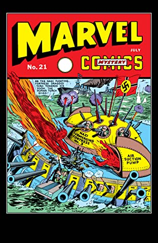 Marvel Mystery Comics (1939-1949) #21