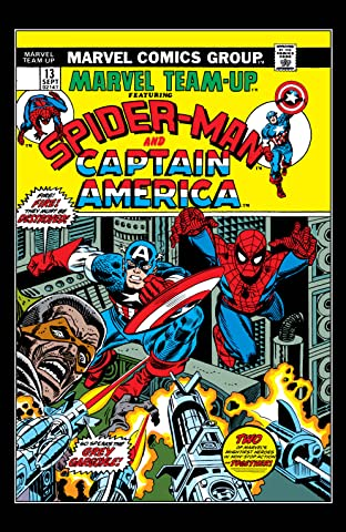 Marvel Team-Up (1972-1985) No.13