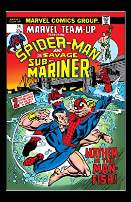 Marvel Team-Up (1972-1985) #14