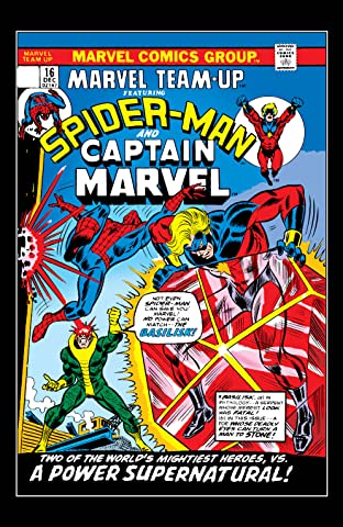 Marvel Team-Up (1972-1985) No.16